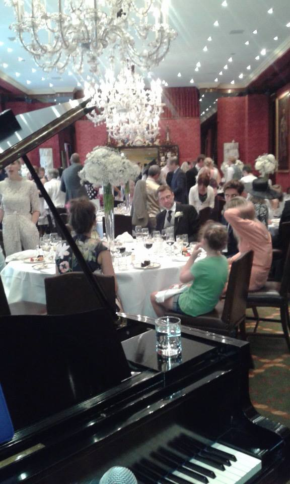 Wedding Breakfast – Grocers Hall, London