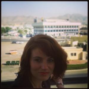 Balcony Hair, Oman
