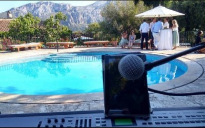 Pedruxella Gran Olive Estate Wedding Music Mallorca
