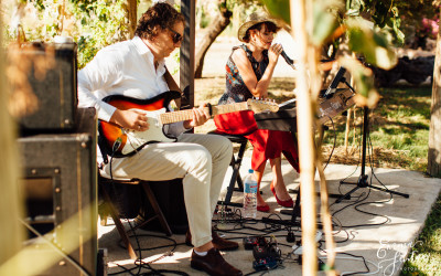 Wedding Ceremony Music at Finca Real Mallorca