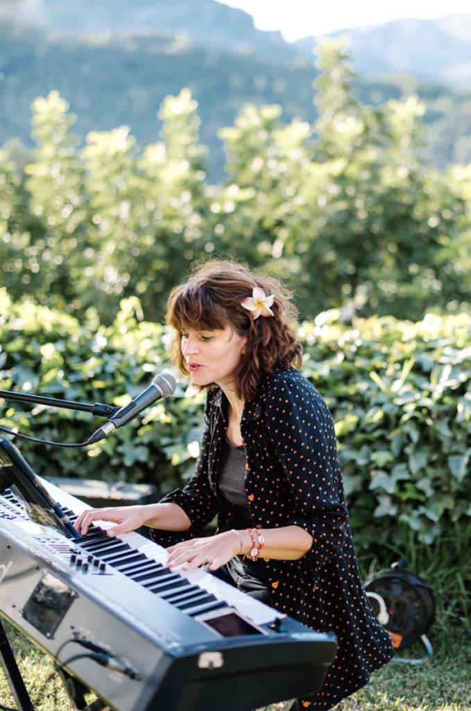 Fangar Mallorca wedding pianist